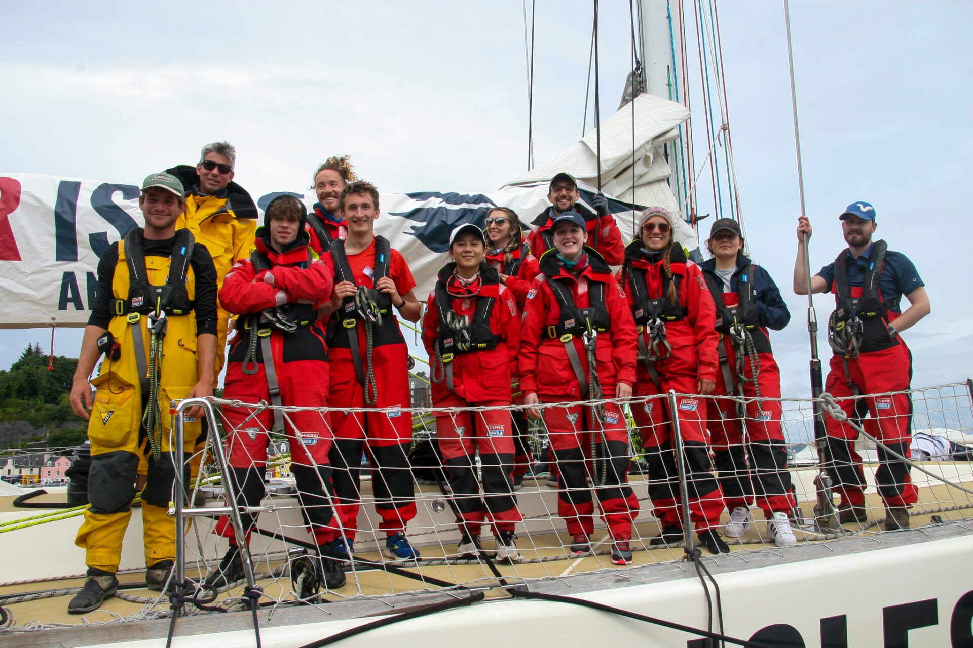 Our Isles and Oceans Ambassadors Clipper Race